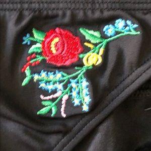 Swimsuits For All Swim - Adventuress Kiev Embroidered Bikini Bottom